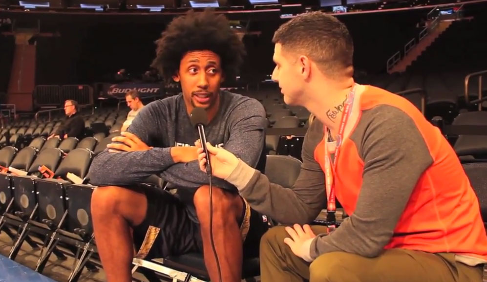 Keez On Sports // Talking Kicks with Josh Childress