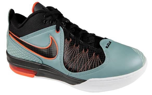 on sale 80cfd 906b8 Nike Air Max LeBron Ambassador IV Cannon Black Orange 456815-003