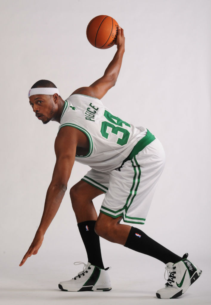 Paul Pierce wearing Nike Air Max P2 V
