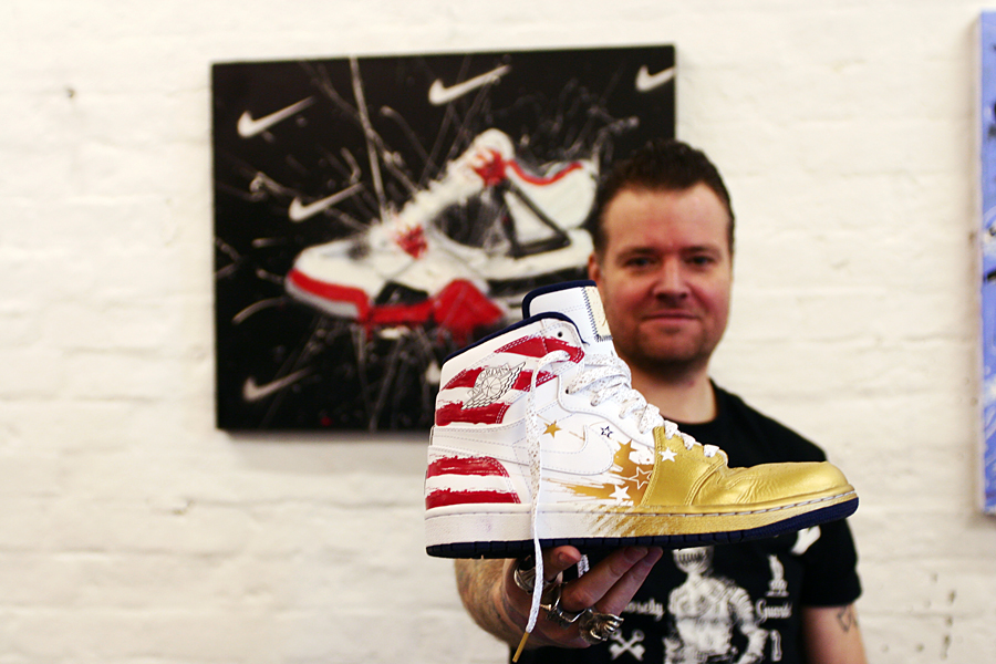 brand new 603dd b42b3 Dave White Interview For Air Jordan I Retro DW