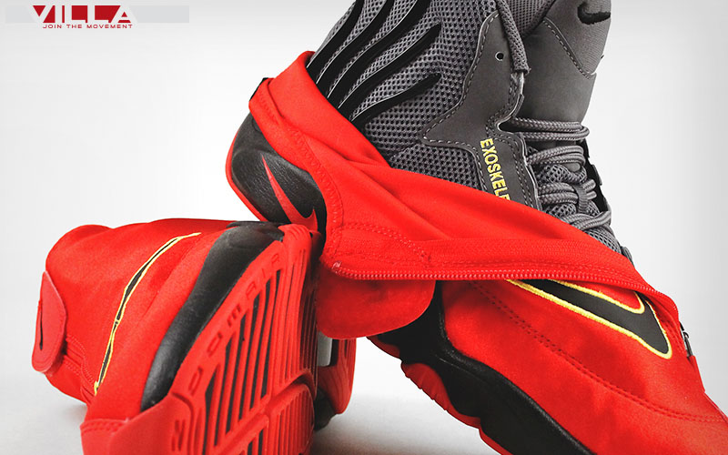 Nike Glove Miami Heat (8)