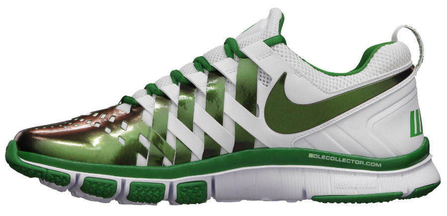 Nike Free Trainer 5.0 Oregon 621936-301 (2)