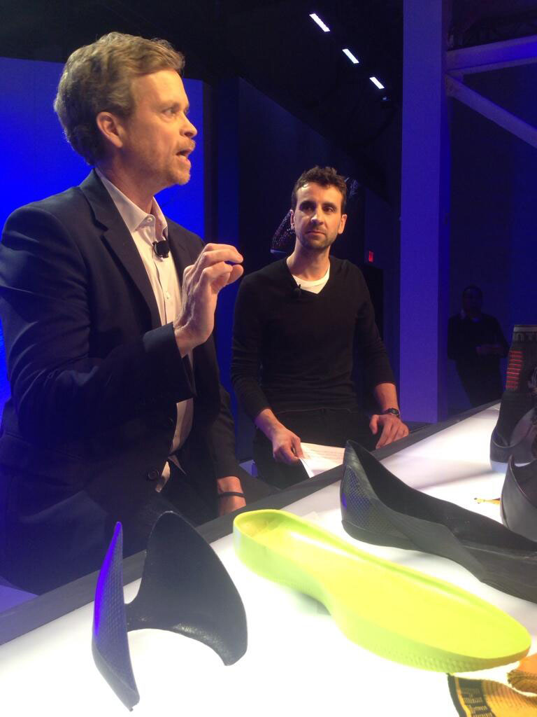 CEO Mark Parker talks Nike Kobe 9