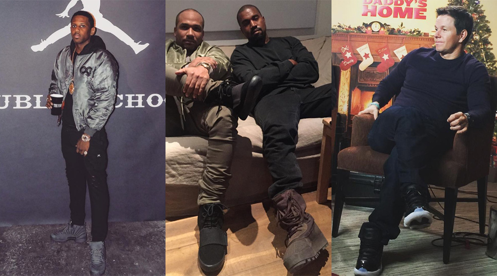550f05a4f2a054 Celebrity Sneakers December 12 2015