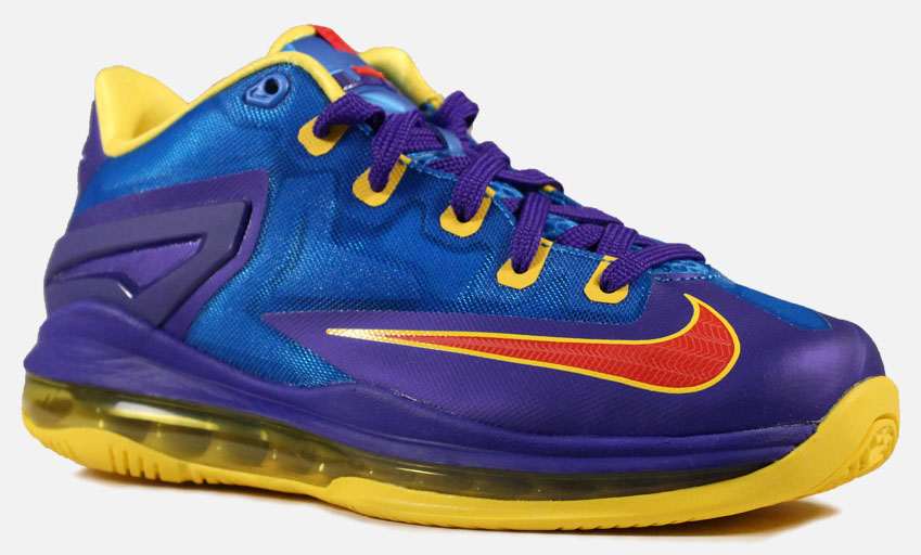 huge selection of 0c7d2 5bad8 ... buy nike lebron xi 11 low gs superman 2 d75cd c00fe