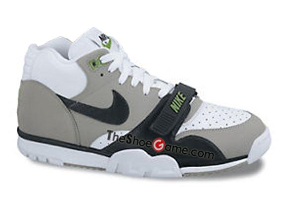9ee41b9860f49 Nike Air Trainer 1 Premium - Chlorophyll + Hazelnut - Holiday 2012 ...