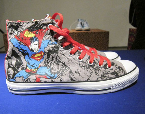 DC Comics x Converse Chuck Taylor All Star (2)