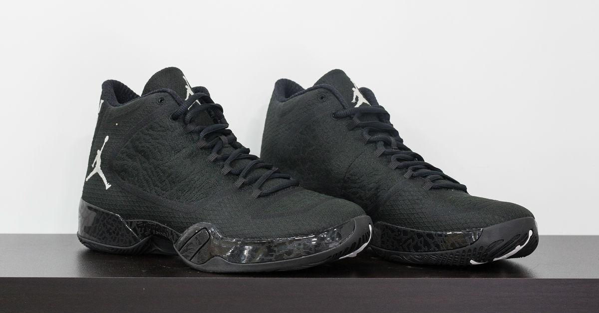 jordan 29 all black