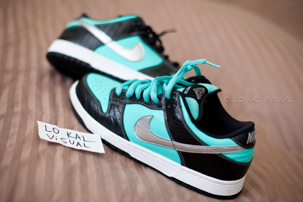 Spotlight // Pickups of the Week 6.30.13 - Nike Dunk Low SB Tiffany by LO KAL VISUAL