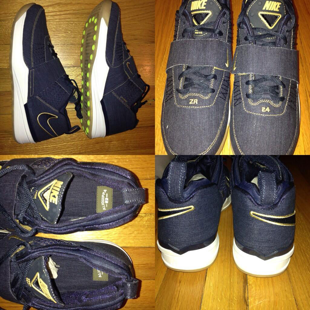 Nike Zoom Revis Denim