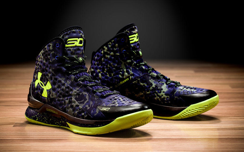 4336f8a157b3 Under Armour Curry One All-Star Dark Matter Release Date