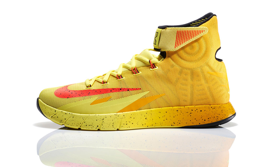 Nike Zoom HyperRev Kyrie Irving Cleveland Cavs PE (3)