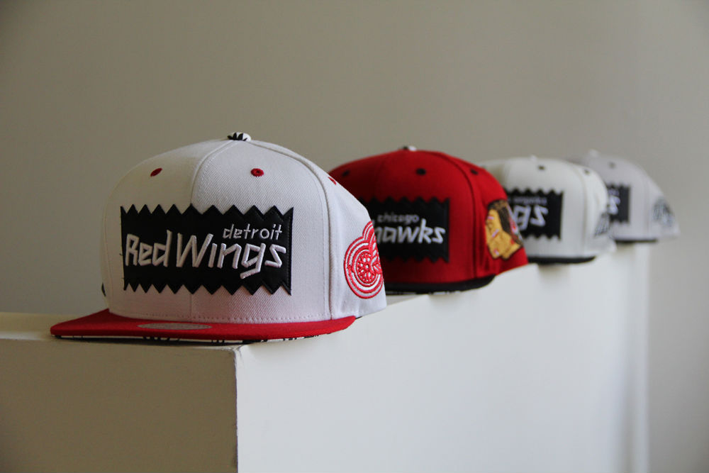 BAIT x Mitchell & Ness x NHL Snapback Collection (11)