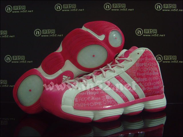 adidas Pro Model 2010 Pink Breast Cancer Awareness