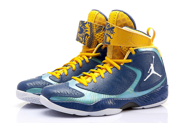 2012 Air Jordans Année Du Dragon