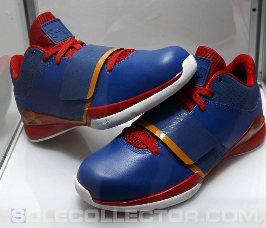 Under Armour Unveils 2011-2012 Basketball Footwear in New York City 25