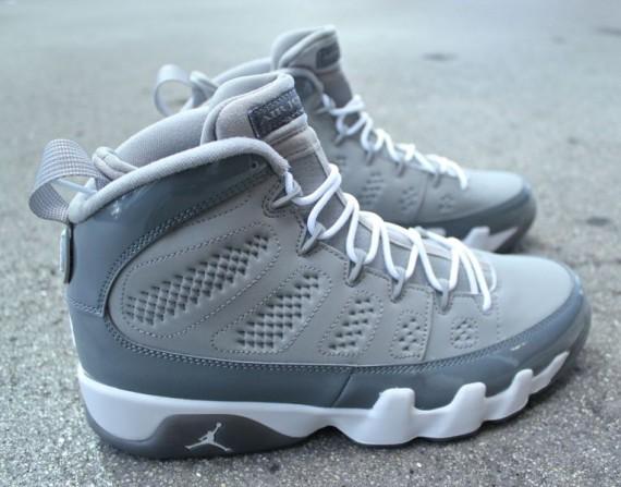 jordan 9 retro cool grey
