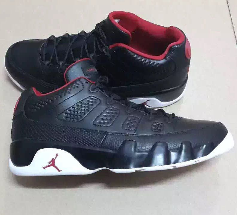 los angeles 77d56 cfb4f Another Look at 2016's Air Jordan 9 Low Retro | Sole Collector