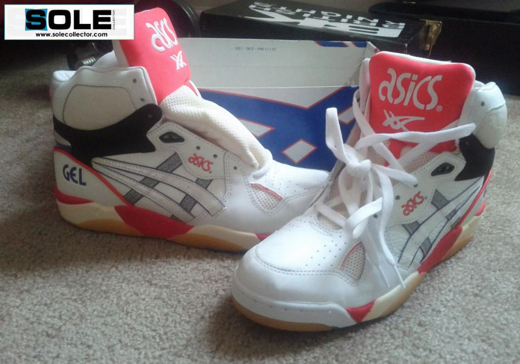 Spotlight // Pickups of the Week 7.21.13 - ASICS GEL Crusher Hi III by redneckjays