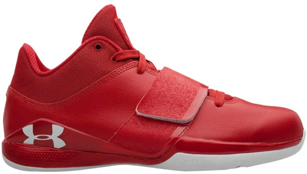 Under Armour Micro G Bloodline Red/Red-White