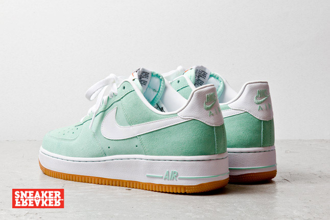 buy popular a1037 b4ca9 ... arctic green.kith Nike Air Force 1 Low - .