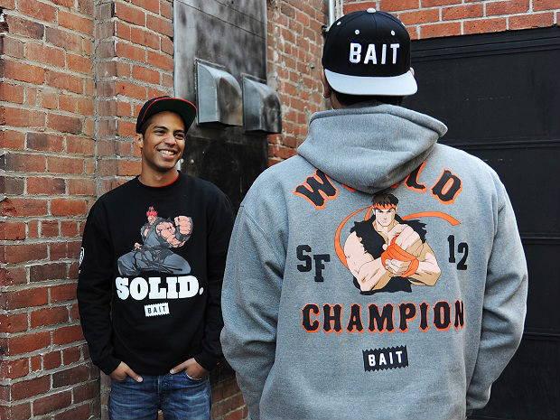 BAIT x Street Fighter 25th Anniversary Championship Collection (1)