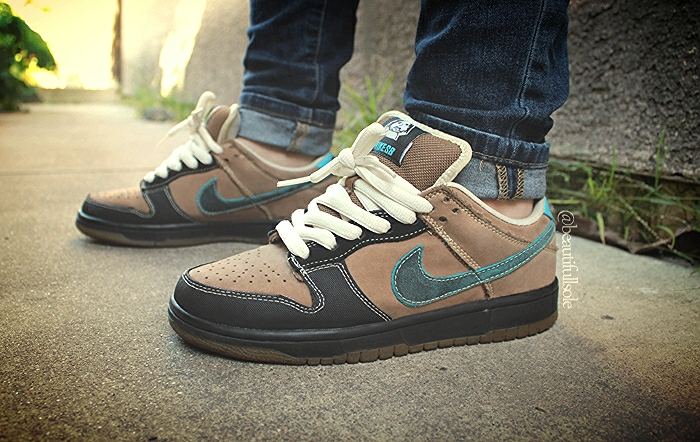 Slam City Skates x Nike SB Dunk Low