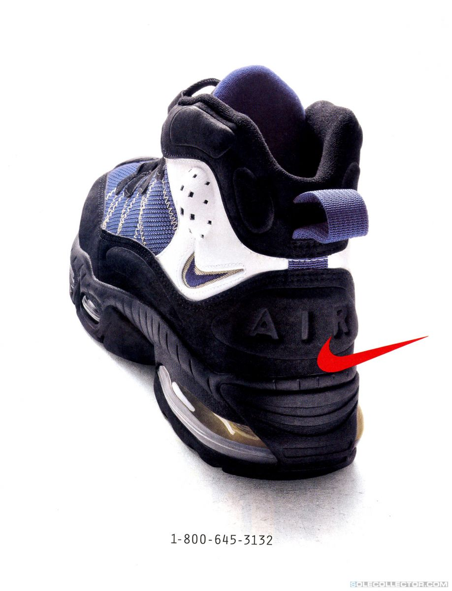 1996 Nike Formateurs De La Croix Air Max
