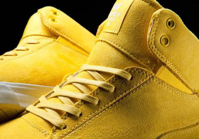 supra skytop yellow peeps