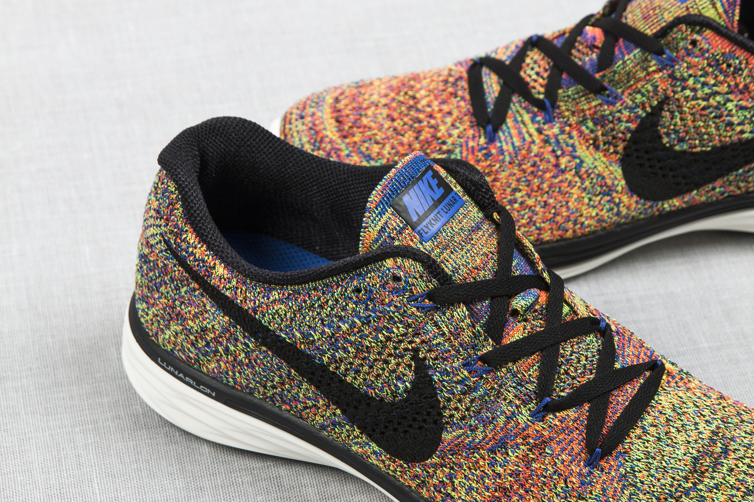 separation shoes db80e 673ab Nike Brings Multicolor to Flyknit Lunar 3s | Sole Collector