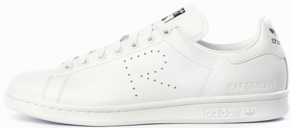 adidas Raf Simons Stan Smith White/White