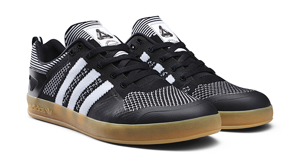 the latest 52ca5 e3521 ... adidas Palace Pro Primeknit. Primeknit uppers and gum bottoms.