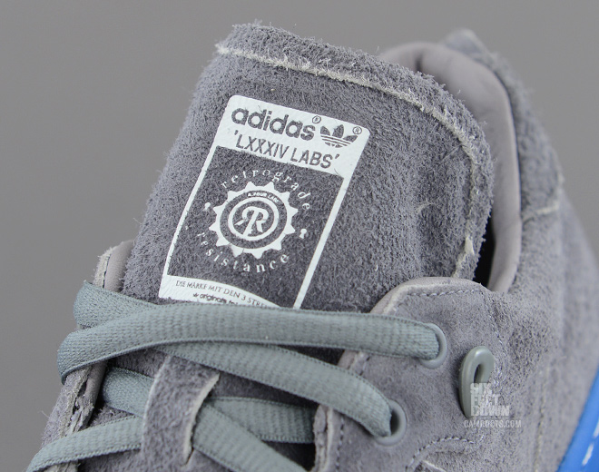 adidas Originals 84-Lab Rivalry Low Retrograde Resistance tongue detail