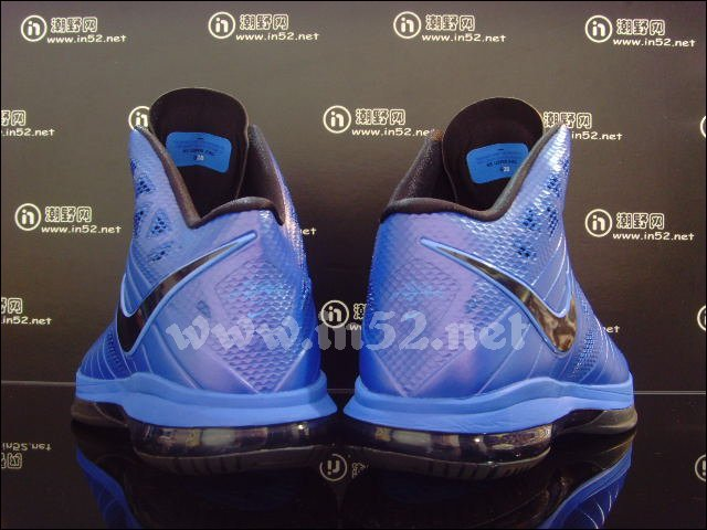 5be21fdd2147e Nike LeBron 8 P.S. - Royal Blue/Black - New Images | Sole Collector