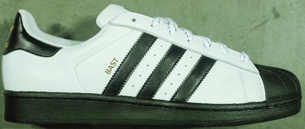 adidas Superstar Running White/Core Black