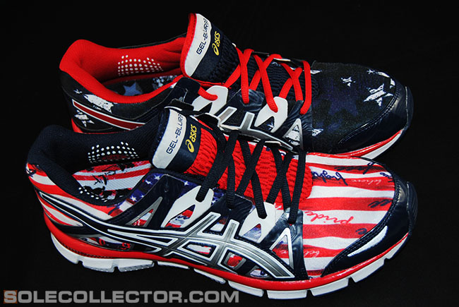 ASICS Red, White & Blur V.I.P. Pack (6)