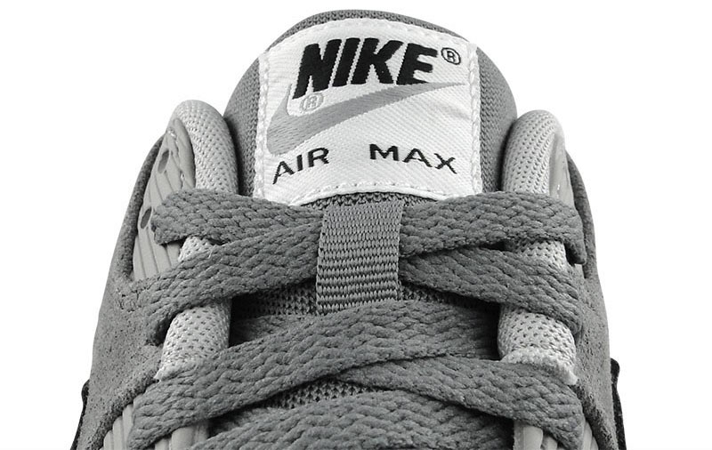 nike air max 90 essential grey suede