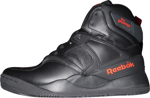 John Cena wearing the Reebok Pump Bringback