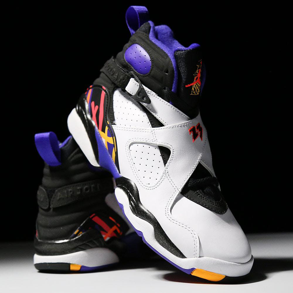 c4a7a873c45fe1 The Air Jordan 8 Is Set to Three-Peat Next Weekend