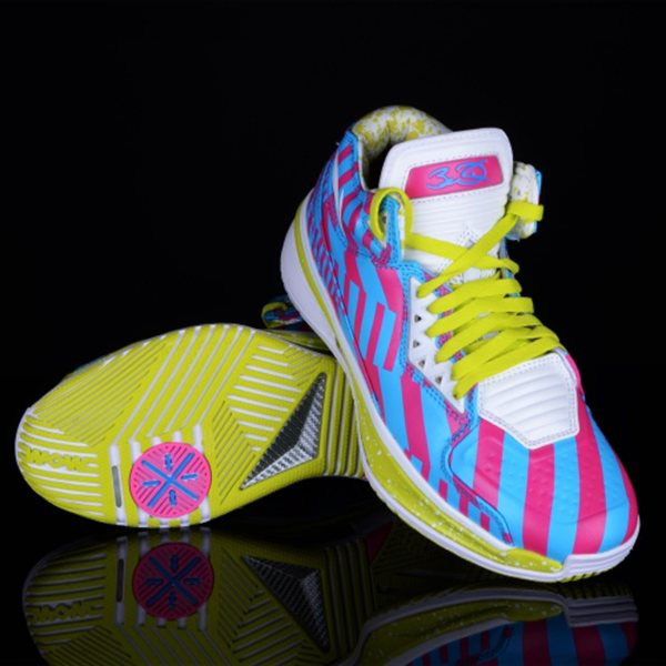 Li-Ning Way of Wade 2 RazFuego (2)