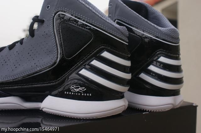 adidas Rose 773 Grey Black (6)