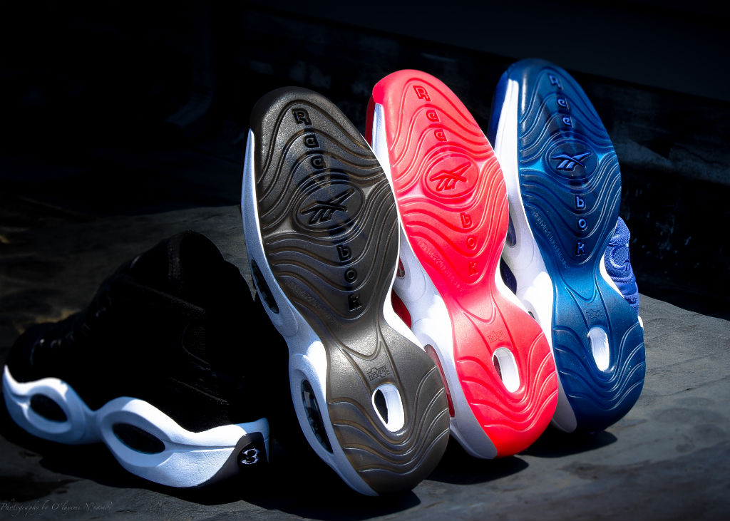 Reebok Question Canvas Pack Group (4)