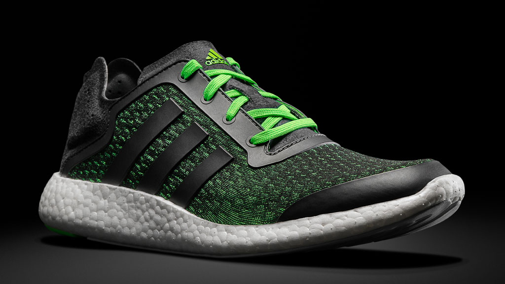 adidas Pure Boost Reveal Green (1)
