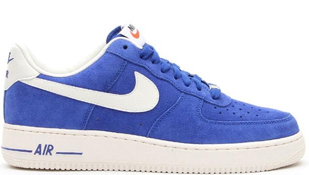 Nike Air Force 1 Low Hyper Blue/Sail