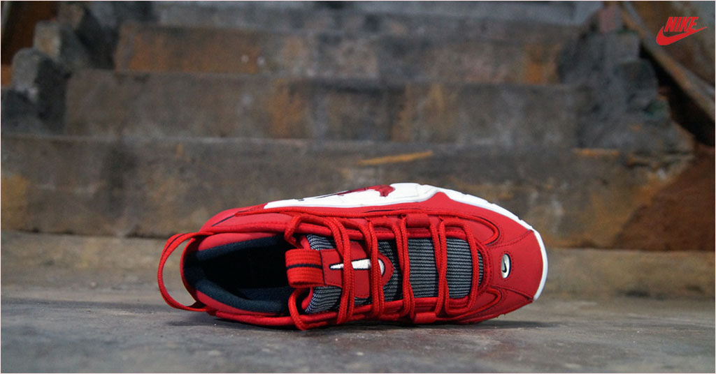 quality design bd521 8279f Nike Air Penny 1 Releasing in Red Nike Air Max ...