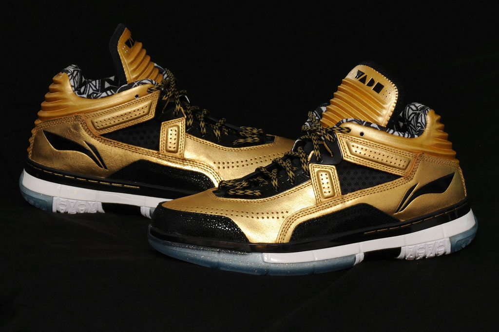 "Li-Ning Way of Wade Encore ""Gold Rush"" Launch At Sole Fly (3)"