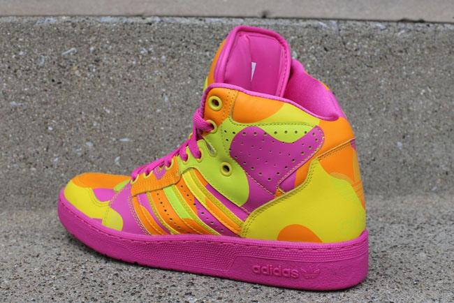 adidas jeremy scott instinct hi multicolor