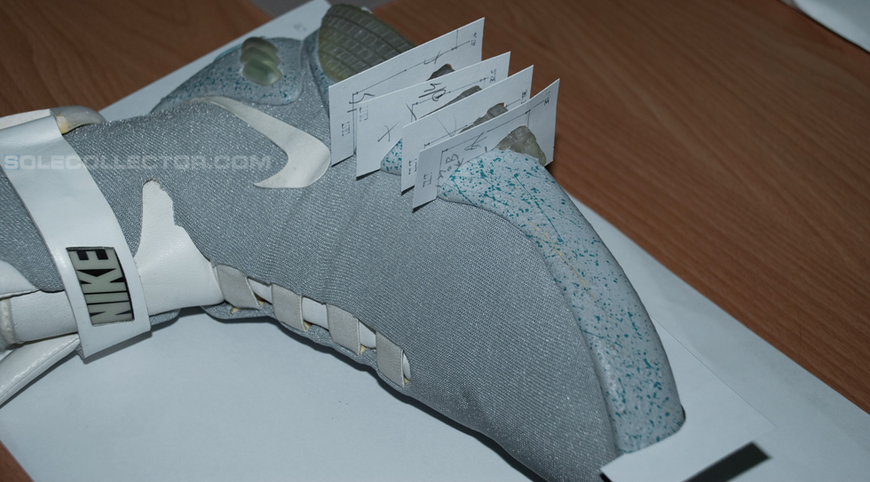 52eb626ad119 NDP  How hard was molding the heel counter to wrap around  TB  In the whole  shoe
