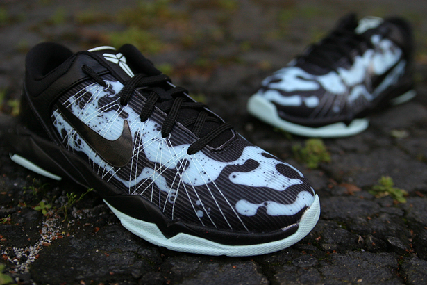 reputable site a81ec 585f3 Nike Kobe VII 7 Poison Dart Frog Easter 488371-300 (10)