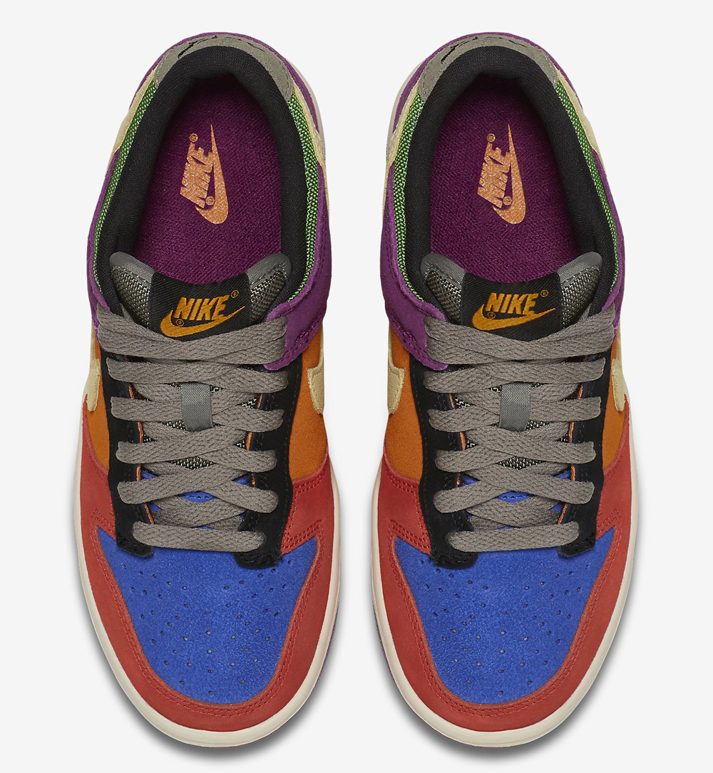 Nike Is Retroing the 'Viotech' Dunks Again, but There's a Catch. Just for  kids.